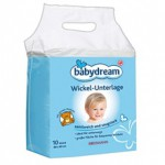 Babydream by Rossmann, Wickelunterlagen