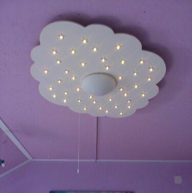 wolken lampe best sales wandleuchte wolkenlampe mond mit engel blau geburt baby with wolken. Black Bedroom Furniture Sets. Home Design Ideas