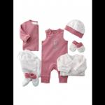 Vertbaudet HAPPY PRICE 6-teilige Baby-Erstausstattung