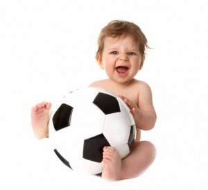 BabymitFussball