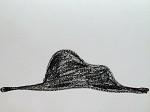 nach Antoine de Saint-Exupéry - Der kleine Prinz: Hut oder Schlange die ein Elefant verschluckt hat?