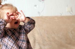 baby weinen motzig