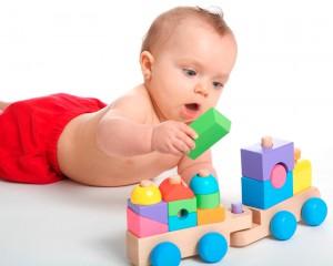 Baby-Bauklötze-Zug Kopie