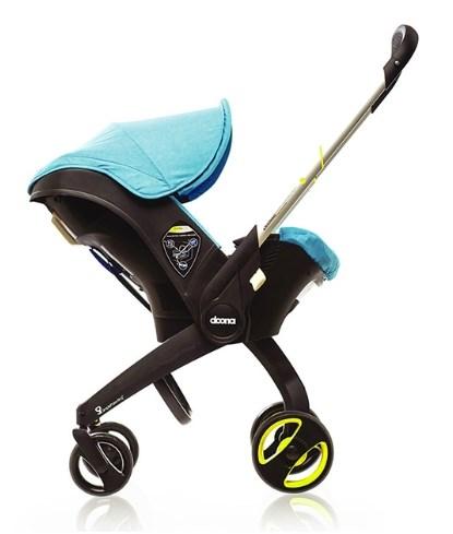 babyschale auf kinderwagen