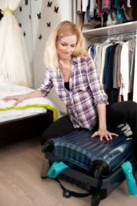 Packing travel bag