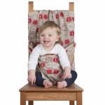 Mobiseat faltbarer Kindersitz