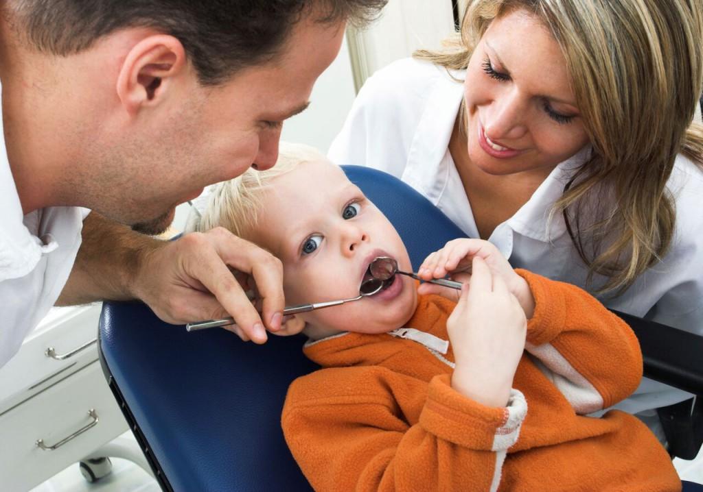 Baby Zahnarzt