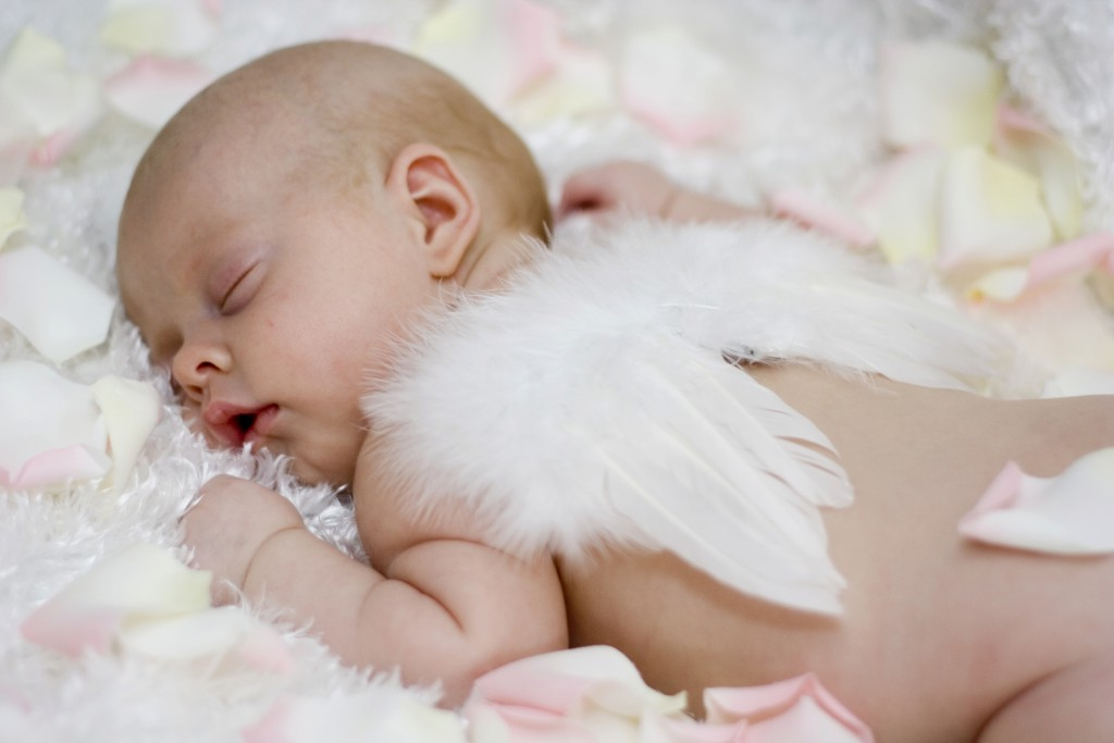 Baby Engel Flügel Kopie