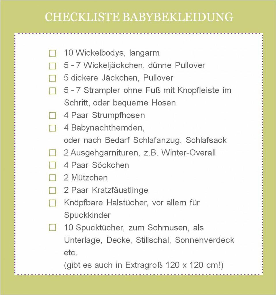 info for 3e276 329d0 Mysterium Babykleidung – welche Größe und wie viel brauchst ...