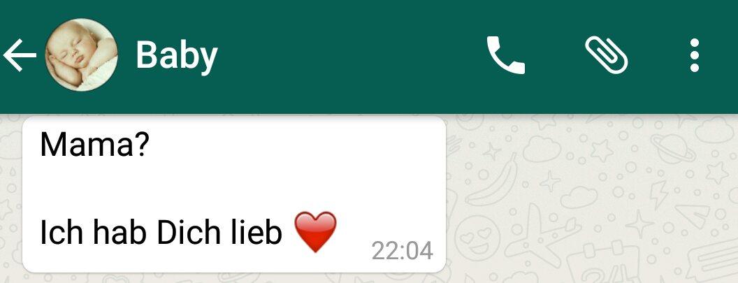 Mibaby Whatsapp Abmelden