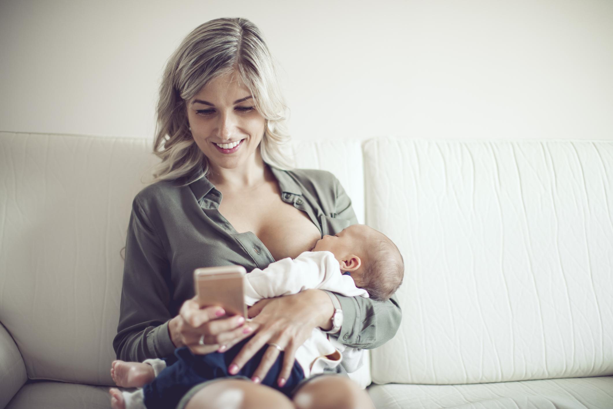 Schwiegermutter Erstes Enkelkind