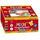 Fingerfarbe Textil 4er Set