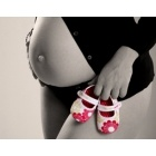 Babybauch-Fotoshooting