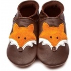 "Krabbelschuhe ""Mr Fox"""