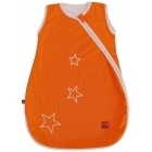"Sommer-Schlafsack ""Star Sidezip  orange"""