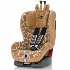 "Autositz ""King Plus Big Giraffe """