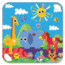 Lamaze | Spiel- und Picknickdecke