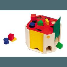 Selecta | Steckspiel Quatrino