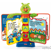 Fisher Price | Lernspass Liederbuch