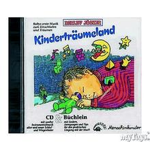 Menschenkinder | CD Kinderträumeland