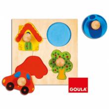Goula | Holzpuzzle