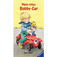Doris Rübel | Mein rotes Bobby-Car