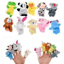 Bomio | Fingerpuppen-Set