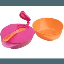 Tommee Tippee | Esslernschale mit Deckel und Löffel