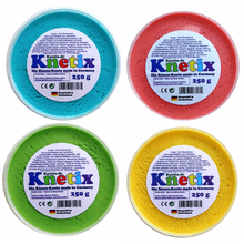 Knetix | Softknete 4-er Set