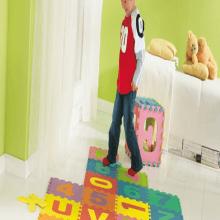 Playshoes | Puzzlematte 36-teilig