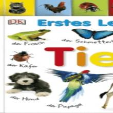 Dorling Kindersley | Erstes Lernen: Tiere
