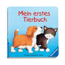 Monika Neubacher-Fesser | Mein erstes Tierbuch