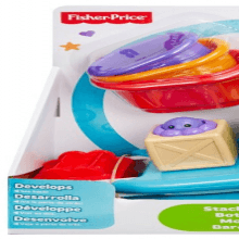 Mattel | Fisher-Price Stapel-Badeboot