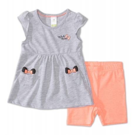 2-teiliges Minnie Mouse Baby-Outfit