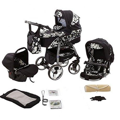baby merc kombi kinderwagen q7 kaufen tests bewertungen. Black Bedroom Furniture Sets. Home Design Ideas