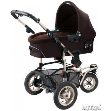 Kombi-Kinderwagen Freestyle 3 XL Comfort