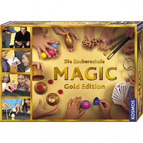 Die Zauberschule (Magic Gold Edition)