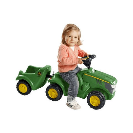 rolly toys rutschauto minitrac john deere 6150r kaufen tests bewertungen. Black Bedroom Furniture Sets. Home Design Ideas