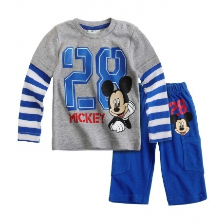 T-Shirt und Hose Mickey Mouse