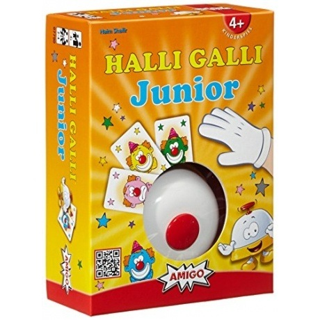 Halli Galli Junior, Kartenspiel