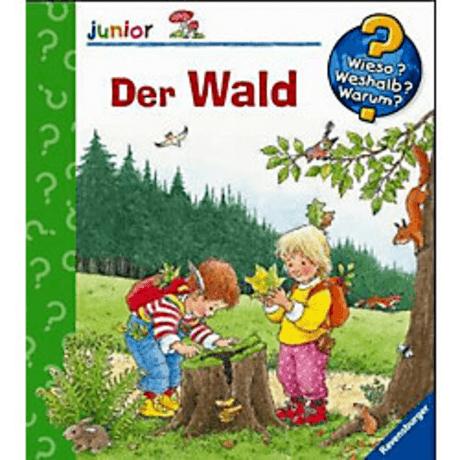 Ravensburger | WWW junior Der Wald