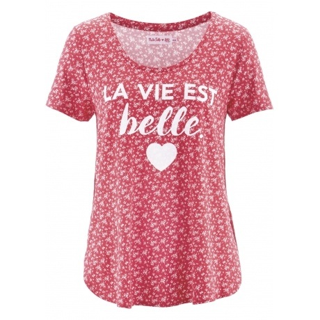 Shirt, 1/2 Arm - designt von Maite Kelly