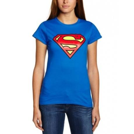 "Damen T-Shirt ""SUPERMAN"""