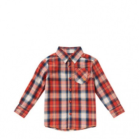 "Checked shirt ""Canada"""