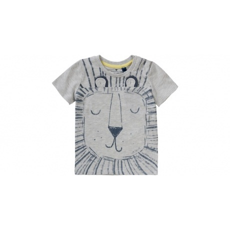 Baby-Jungen Lion T-Shirt with Ears