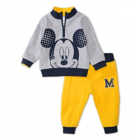 2-teiliges Baby-Outfit Mickey Mouse