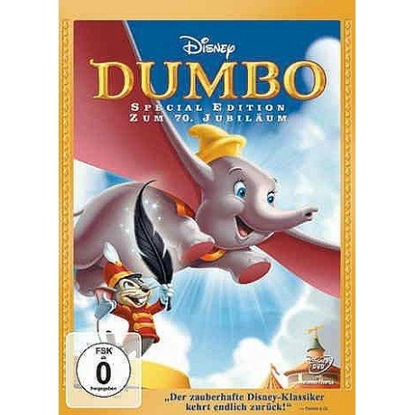 "DVD ""Dumbo (Special Edition)"""