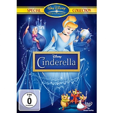 "DVD ""Cinderella (Special Collection)"""