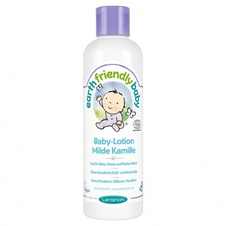 "Earth Friendly Baby-Lotion ""Milde Kamille"""