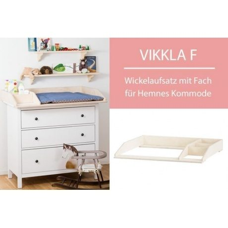 new swedish design wickelaufsatz f r hemnes kommode vikkla kaufen tests bewertungen. Black Bedroom Furniture Sets. Home Design Ideas